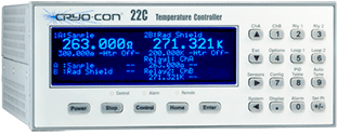 Cryo-con Model 22C cryogenic temperature controller